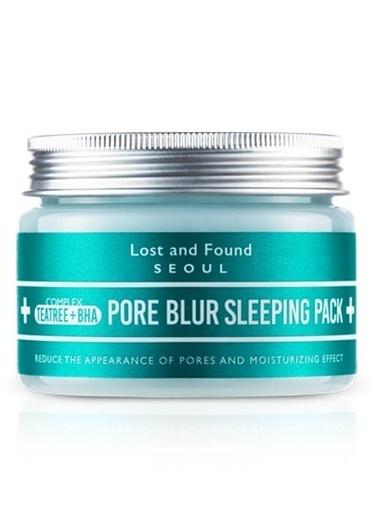Laf Pore Blur Sleeping Pack - Gözenek İçin Gece Maskesi Renksiz